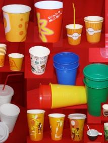Стаканы, чашки, рюмки, бокалы