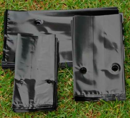Пакет под саженцы и рассаду (120+80*200)  65 мкм