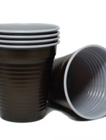 Чашка кофейная одноразовая, ПП 180 мл